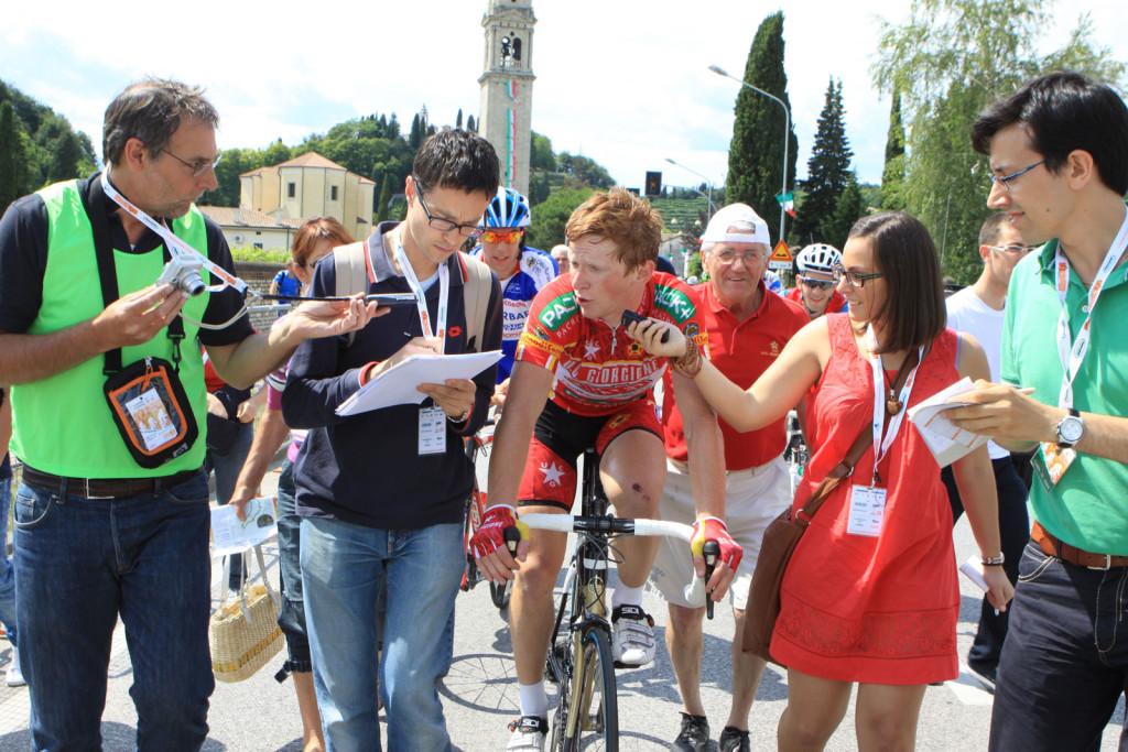 Giulia De Maio con Paolo Simion, Campionati Italiani 2010