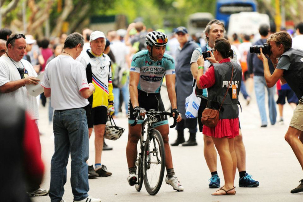 Francesco Chicchi Giulia De Maio Tour de San Luis Argentina