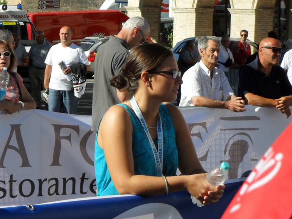 Giulia De Maio Mondiali Juniores Offida 2010