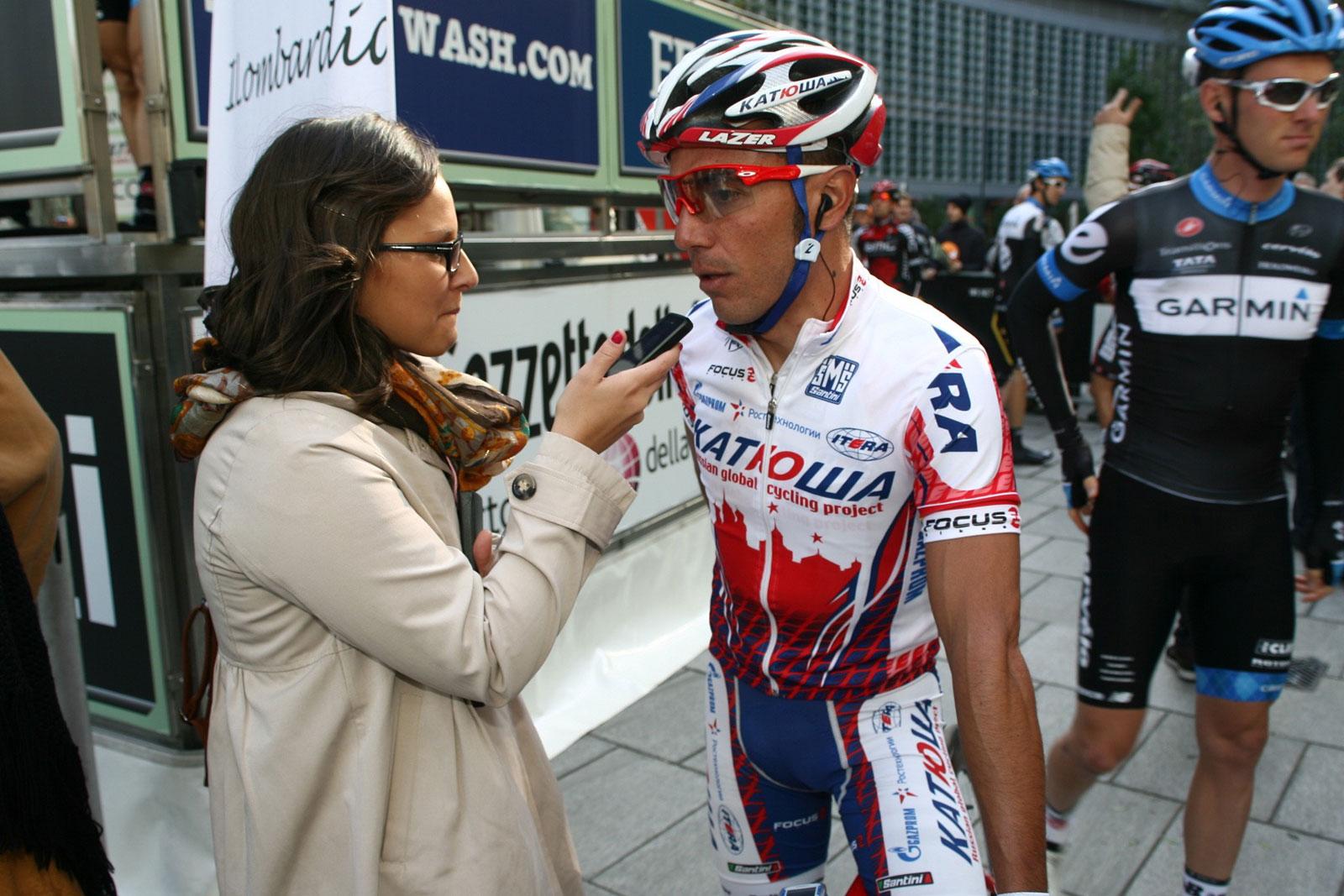 Giulia De Maio Purito Joaquin Rodriguez Lombardia ciclismo