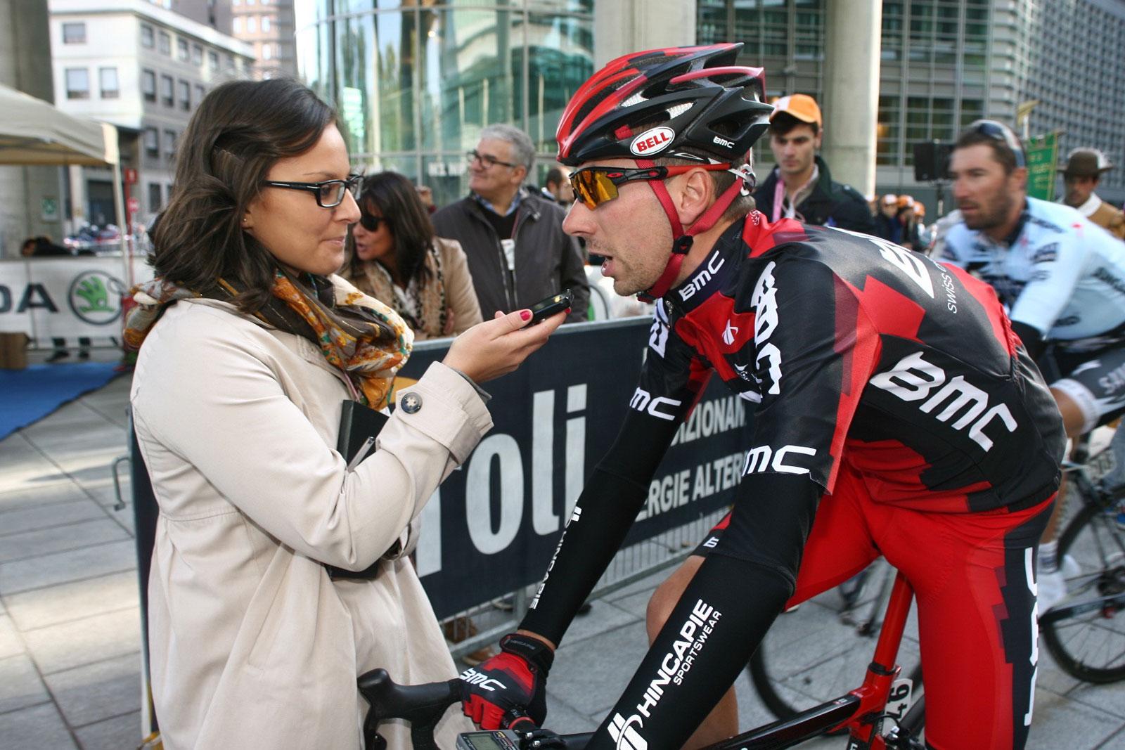 Giulia De Maio Ivan Santaromita Lombardia ciclismo