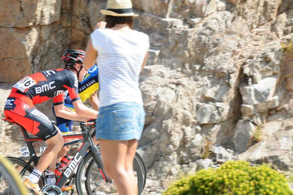 Giulia De Maio Tour de San Luis Argentina