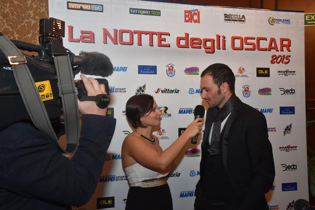 Ivan Basso Giulia De Maio tuttoBICI giornalista ciclismo