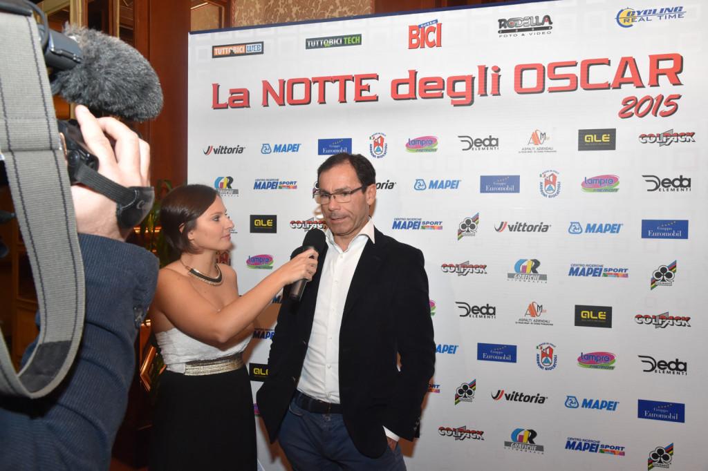 Davide Cassani, Giulia De Maio tuttoBICI giornalista ciclismo