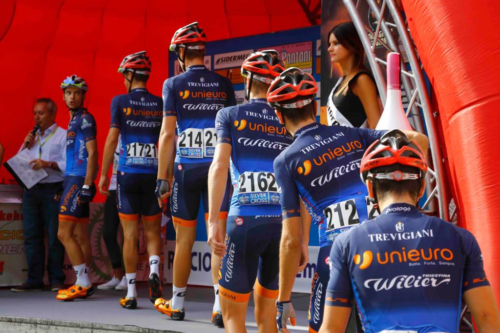 Giulia De Maio Team Unieuro Wilier Trevigiani