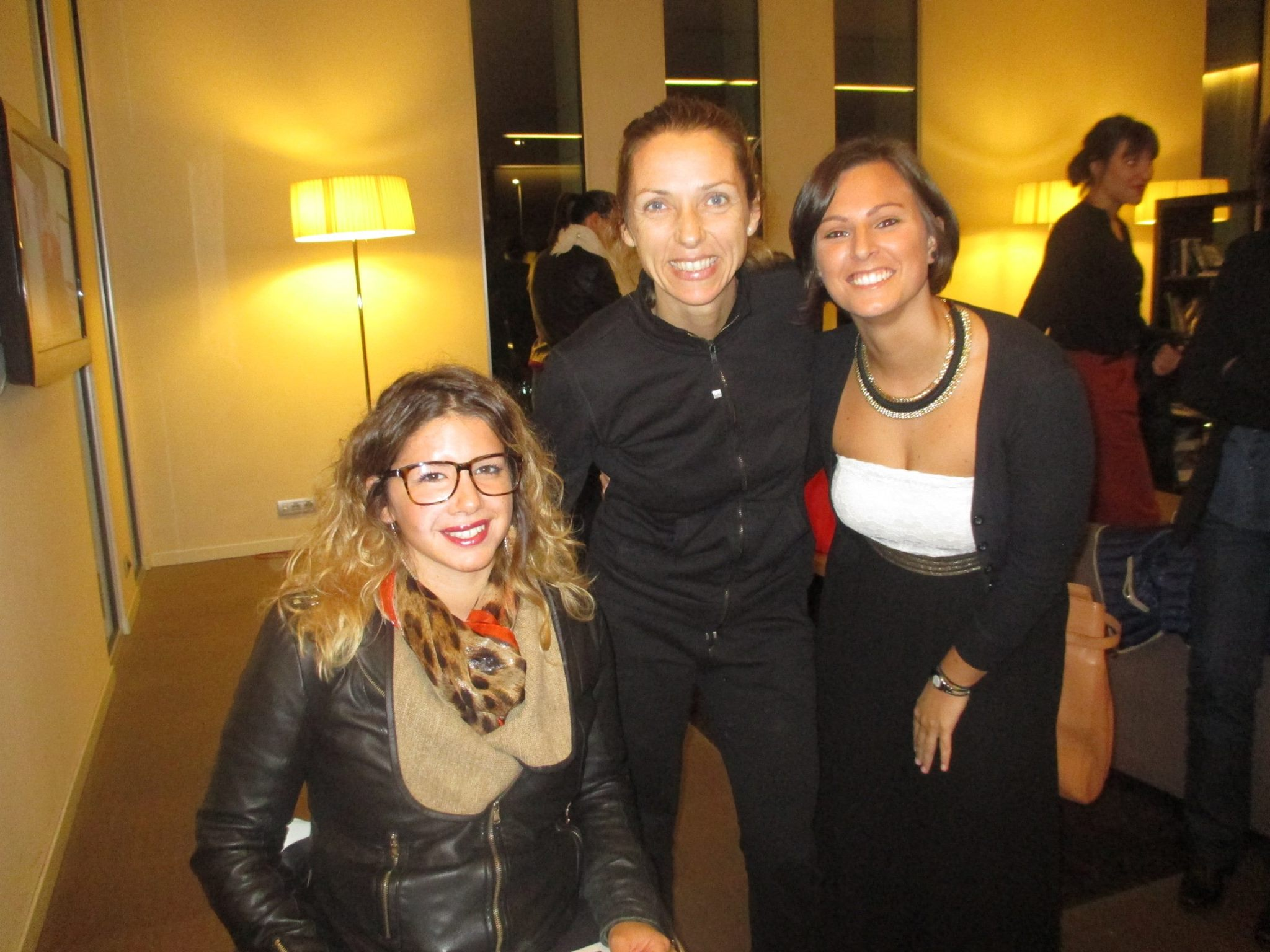 Giulia De Maio, Marina Romoli, Valentina Vezzali