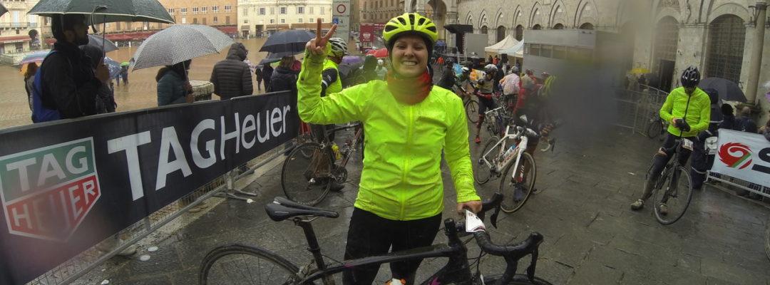Giulia De Maio Strade Bianche Trek 2017