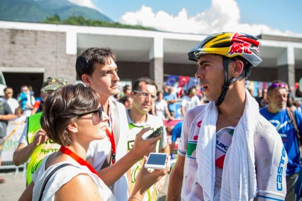giulia de maio intervista giornalista ciclista ridelikeagirl